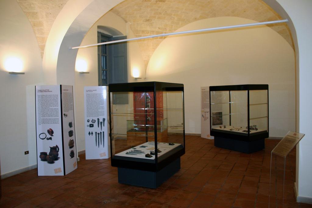 Museo Archeologico degli Ipogei di Trinitapoli Foto di Giuseppe Beltotto