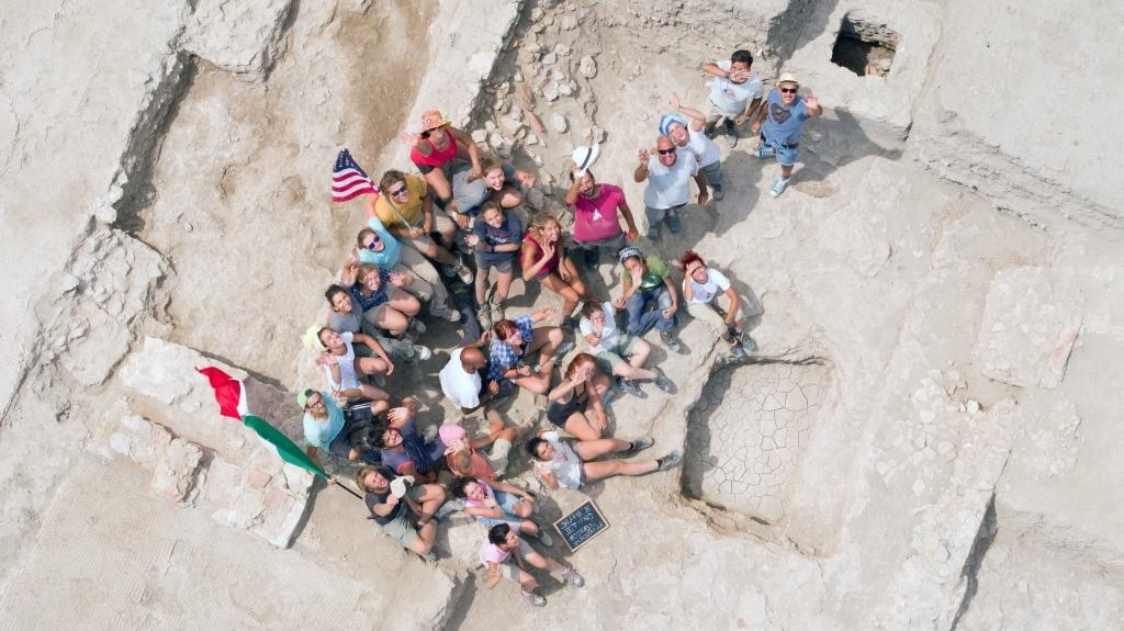 Scavi archeologici di Salapia