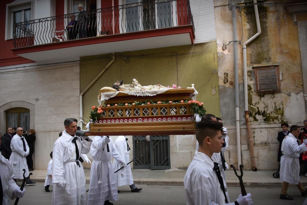 cristo-processione-trinitapoli Foto di Giuseppe Beltotto