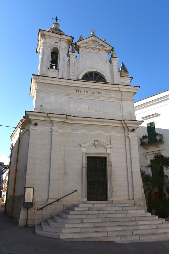 facciata_Chiesa_di_San_Giuseppe_Trinitapoli Foto di Giuseppe Beltotto