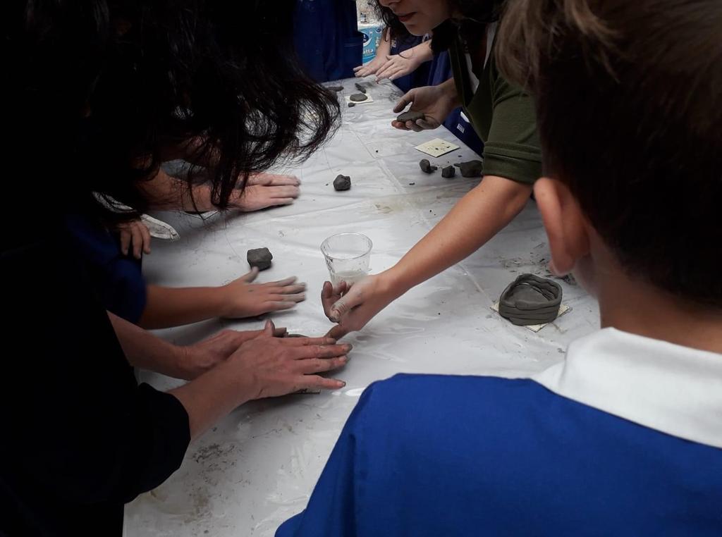 laboratorio parco archeologico trinitapoli