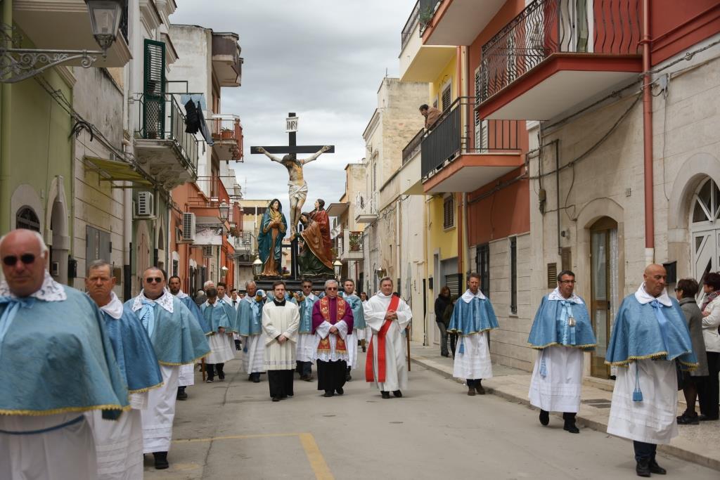 processione-strade-di-trinitapoli Foto di Giuseppe Beltotto