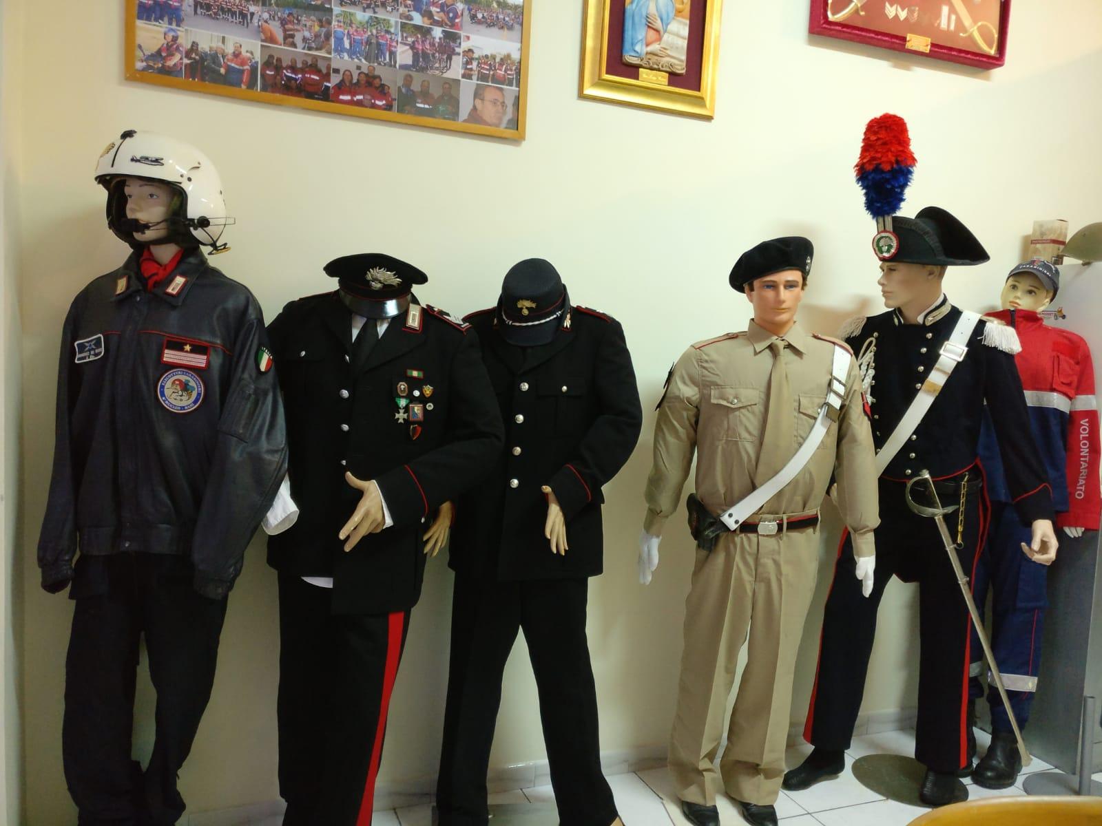 uniformi ANC Trinitapoli